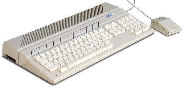 Atari 520ST<sup>E</sup>