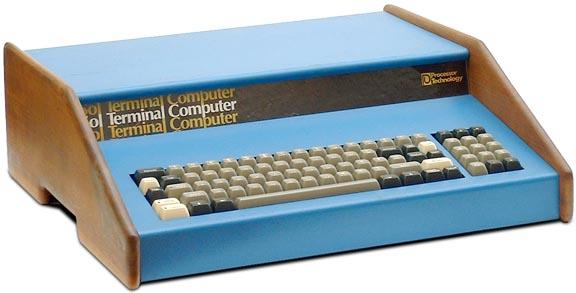 Sol Terminal Computer / Sol-20